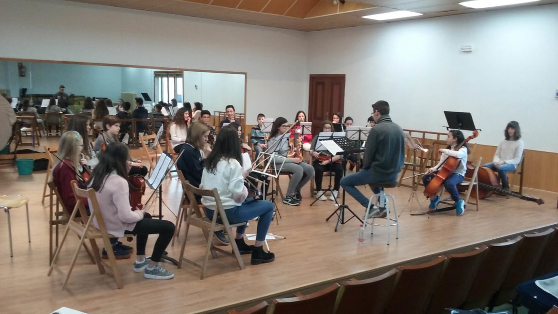Orquesta Escuela 2019 de la JOSS