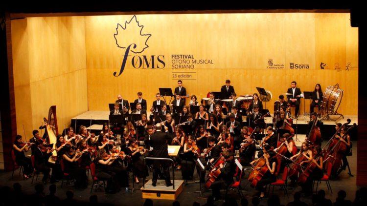 Festival Otoño Musical Soriano 2018