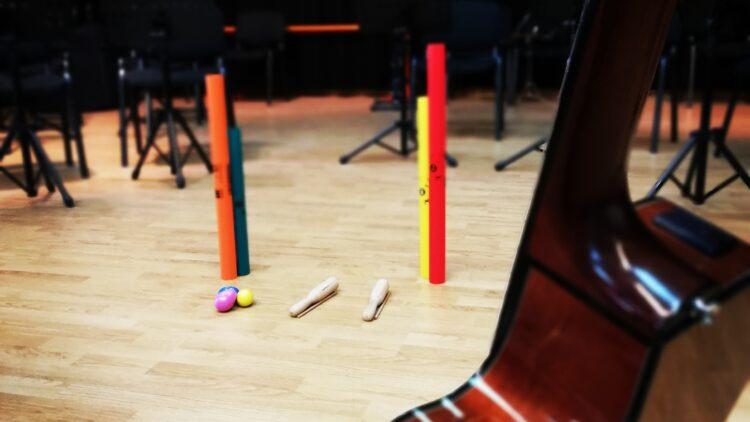 Alumnado de Lenguaje Musical individual