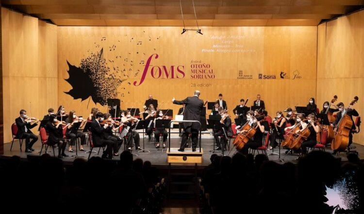 La JOSS en el Festival Otoño Musical de Soria 2020